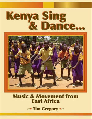 Kenya Sing and Dance cover